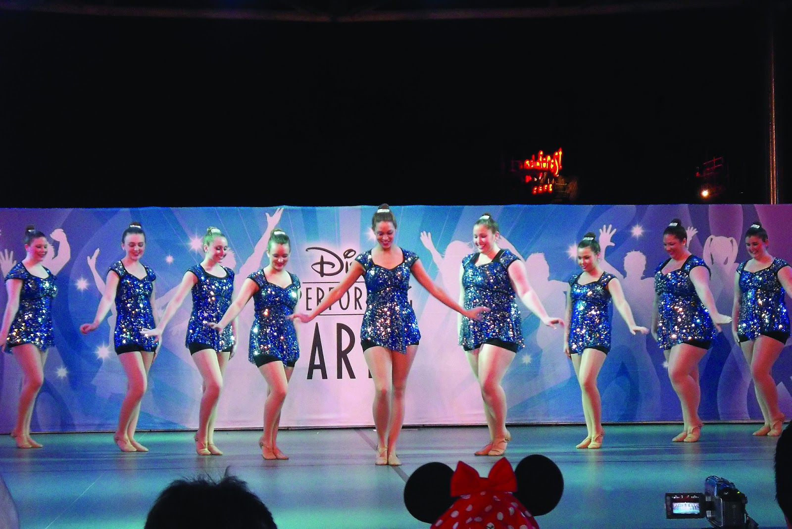 Disney Performing Arts com Emilio Turismo