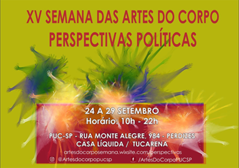 Semana das Artes do Corpo